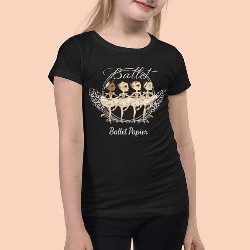 Little Swans Girls T-shirt