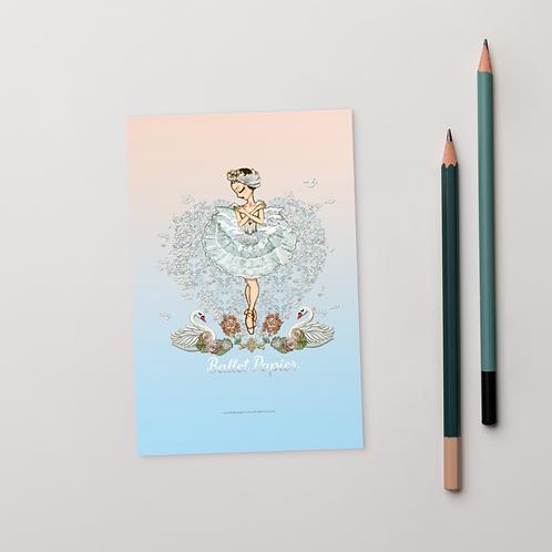 Pavlova Postcard