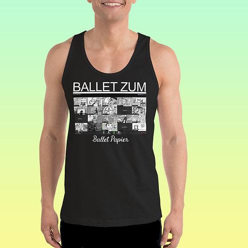 Ballet ZUM Men Tank Top