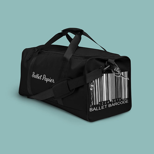 Ballet Barcode Bag