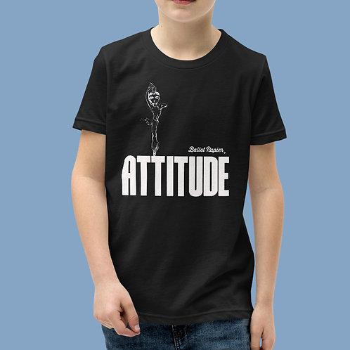 Attitude Teens & young boys  t-shirt