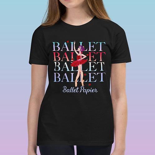 Rose Ballet T-Shirt
