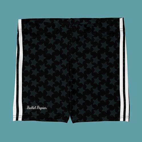 Rhythmic Gymnastics Sports Étoile black shorts