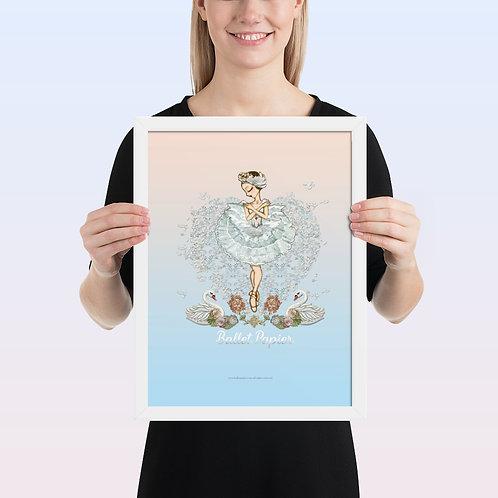 Pavlova Framed Poster