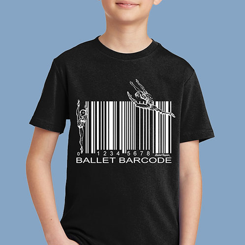 Barcode Junior T-shirt | 2 colors