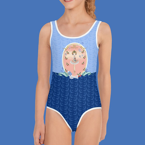 Team Coppelia Leotard Girls | 2 to 7 years old sizes