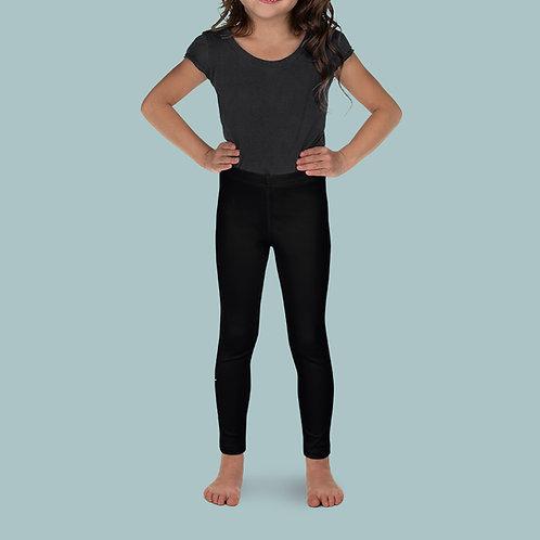 Ballet Papier Black Kid's Ballet Leggings
