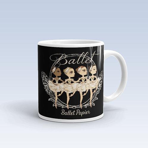 Little Swans Mug