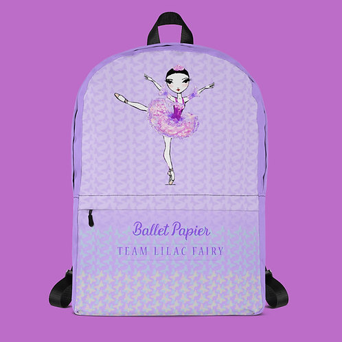 Lilac fairy Backpack