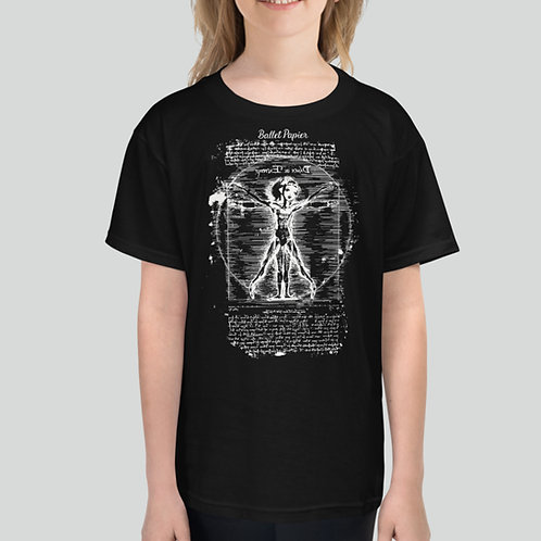 Da Vinci Dance Junior T-shirt