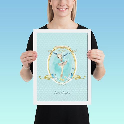 Odette Framed Poster