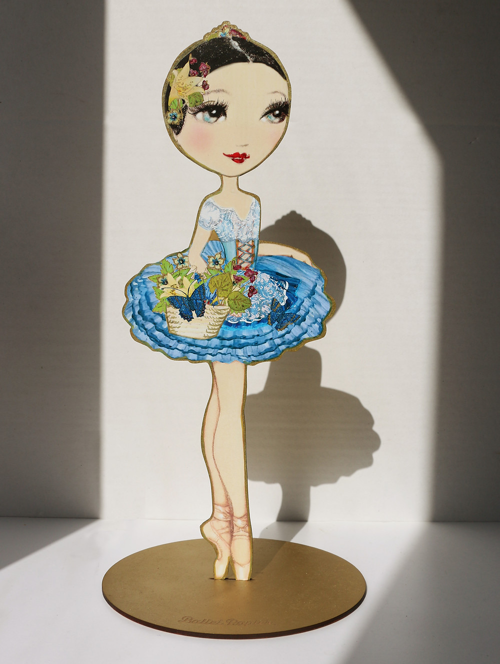 Giselle Etoile Doll Limited Collection by Ballet Papier