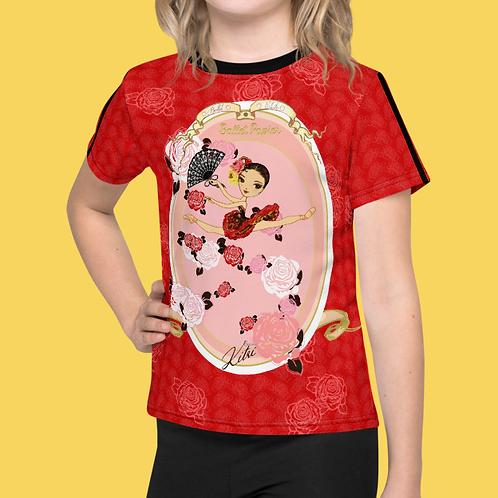 VIP PRICE | Team Kitri Girls T-shirt | 2 to 7 years sizes