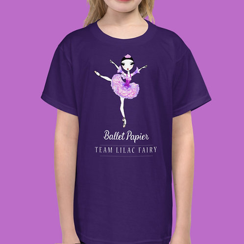 Team Lilac Fairy Essentials Teens-Young Women