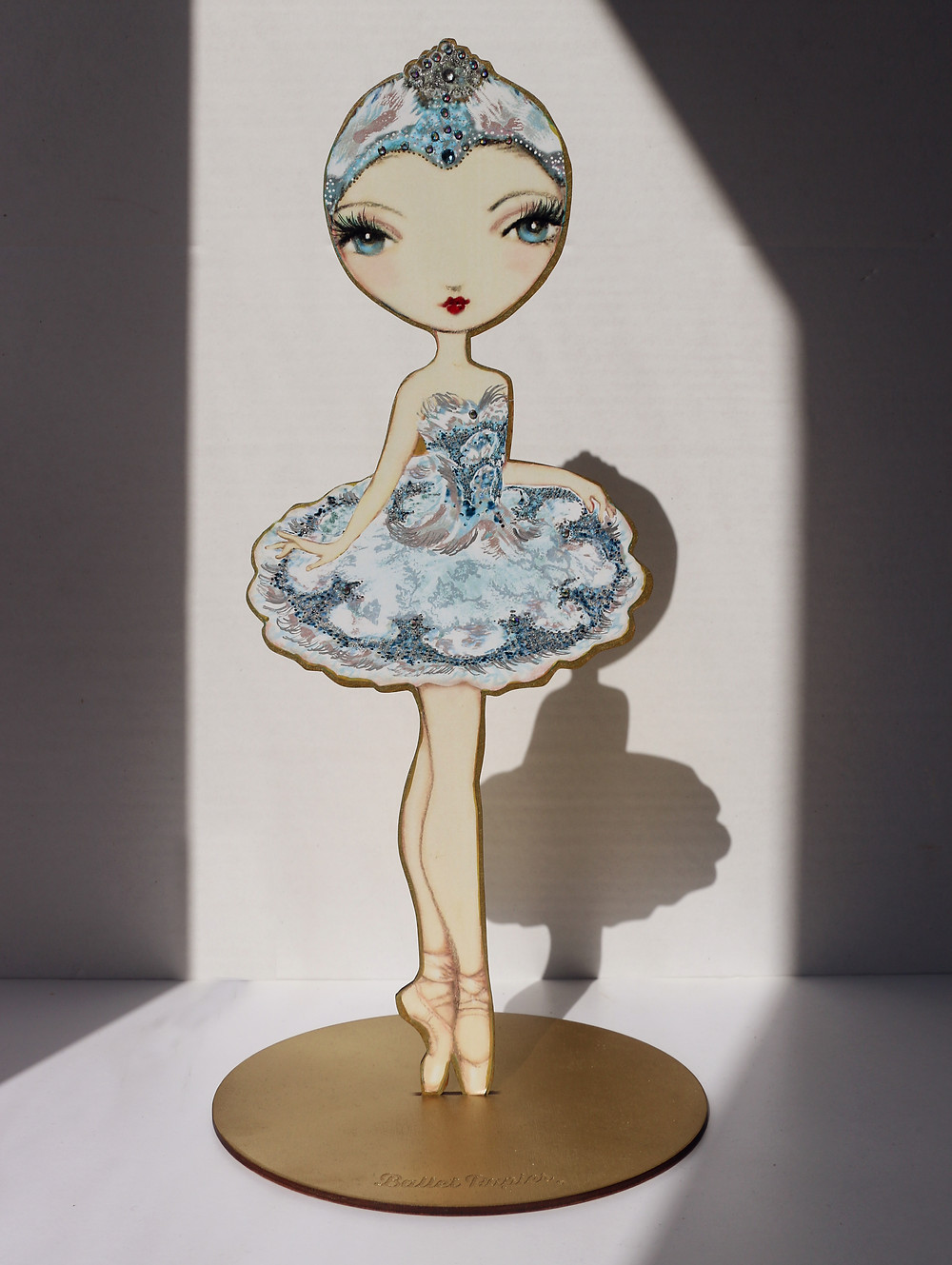 Odette Etoile Doll Limited Collection by Ballet Papier