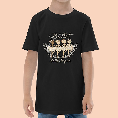 Little Swans Girls t-shirt