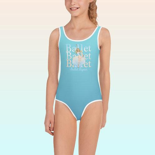 Ballet Pearl Girls Leotard