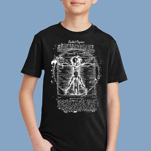 Da Vinci Dance Junior T-shirt