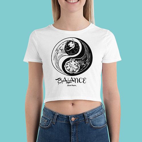 Balance Cropped T-shirt