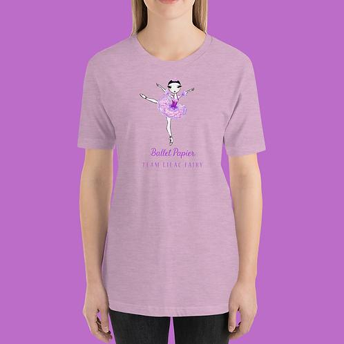 Team Lilac Fairy Essentials T-shirt
