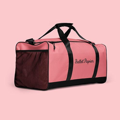 Ballet Papier Pink Bag