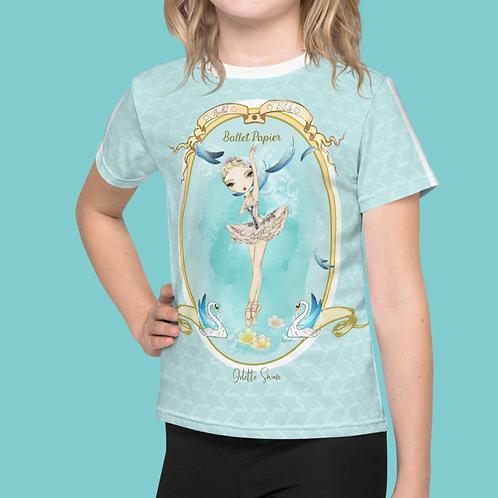 VIP PRICE | Team Odette Girls T-shirt | 2 to 7 years sizes