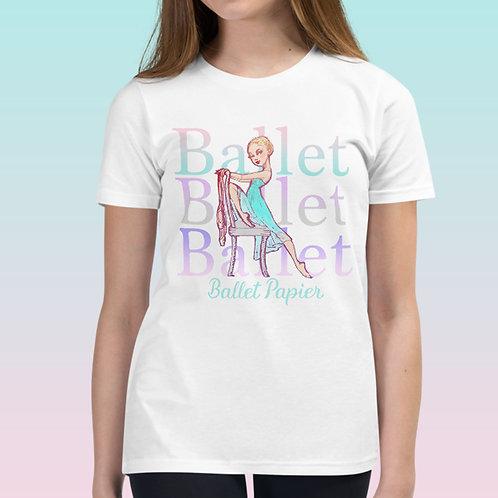 Ballet Feet Youth T-Shirt