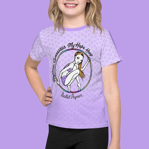 My Hope Hoop-Girls t-shirt