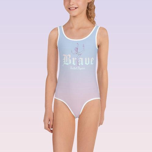Brave Ballerina Girls Leotard