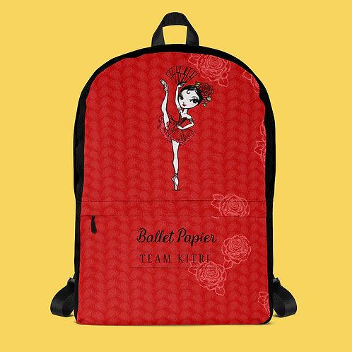 Team Kitri Backpack