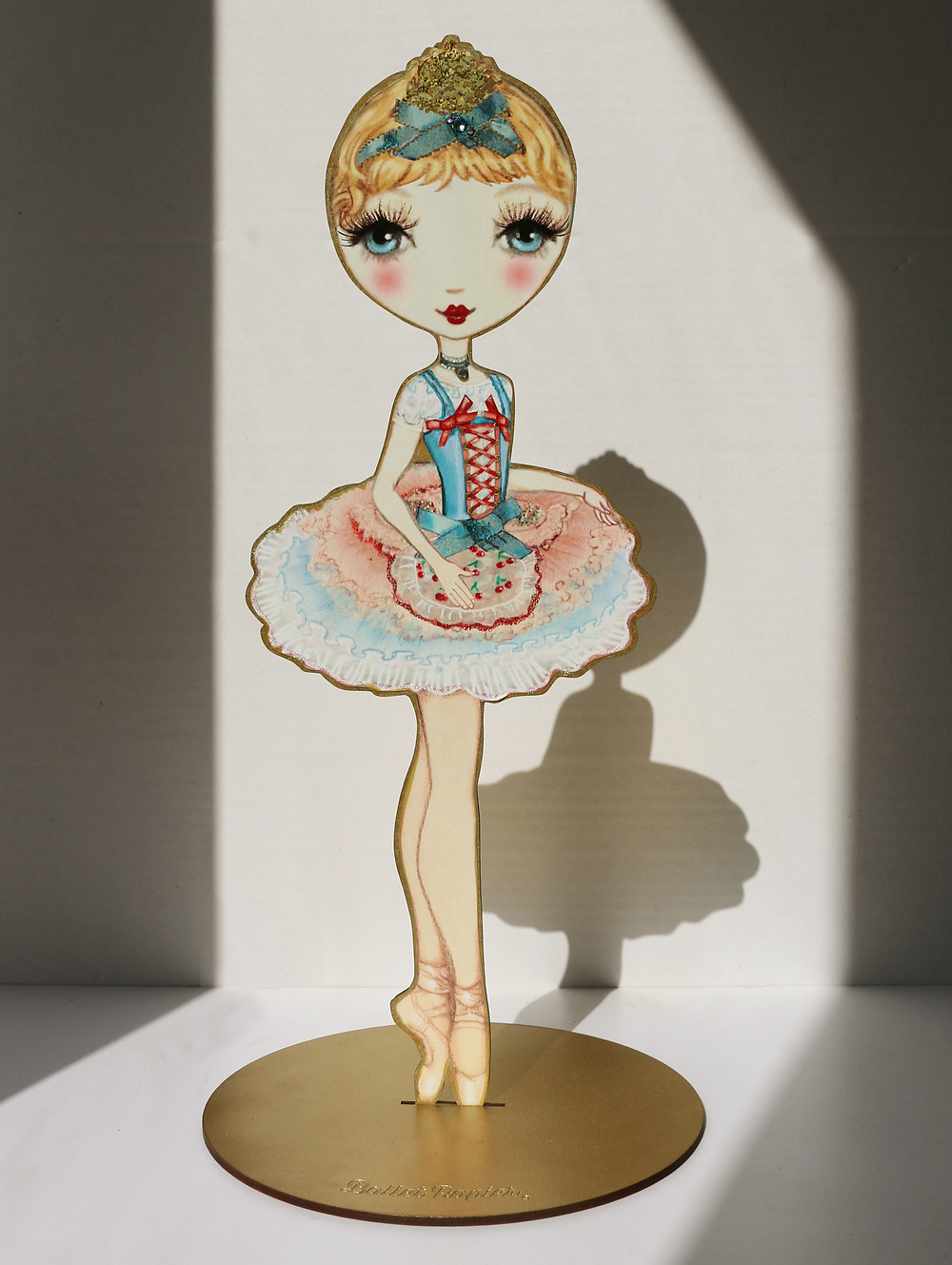 Coppelia Etoile Doll Limited Collection by Ballet Papier