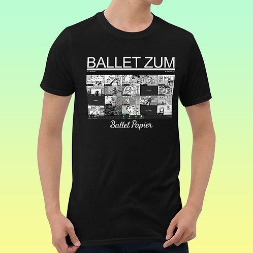Ballet ZUM Men T-shirt
