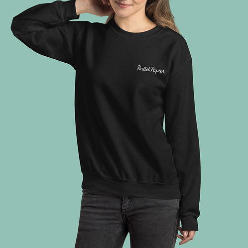 Ballet Papier Unisex Sweatshirt