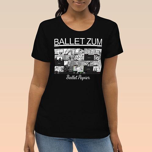 Ballet ZUM Fitted Tee