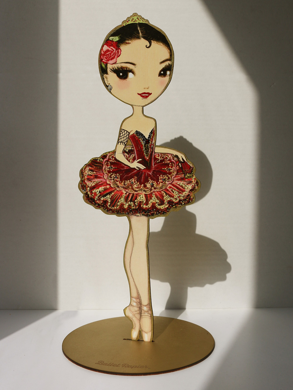 Kitri Etoile Doll Limited Collection by Ballet Papier