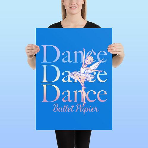 Dance Angel Poster