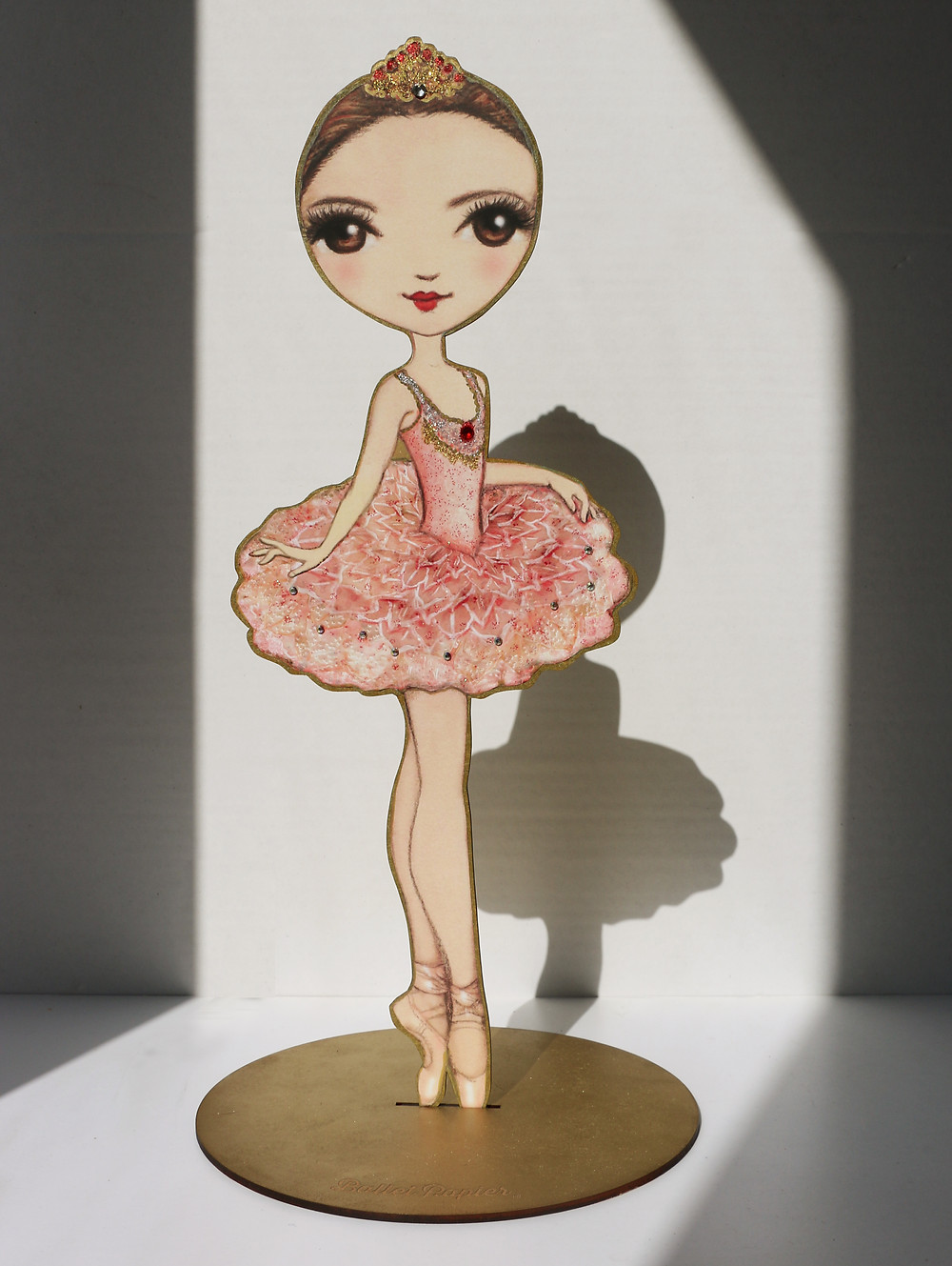 Stella Etoile Doll Limited Collection by Ballet Papier