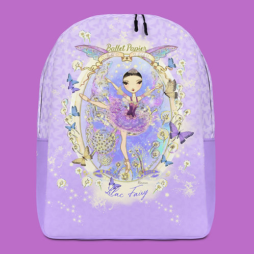 Lilac fairy Fantasy Backpack