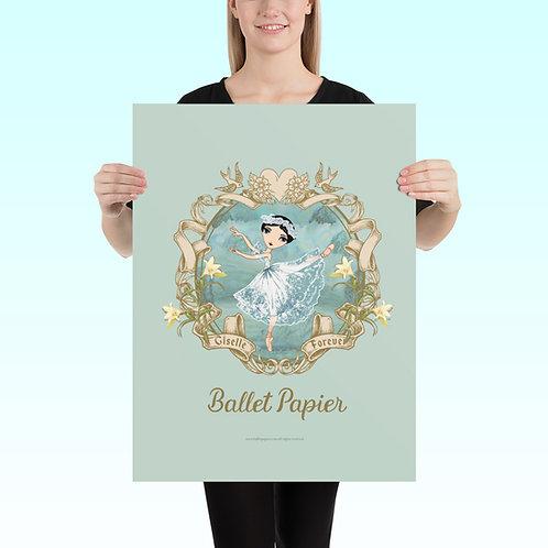 Giselle Forever Poster
