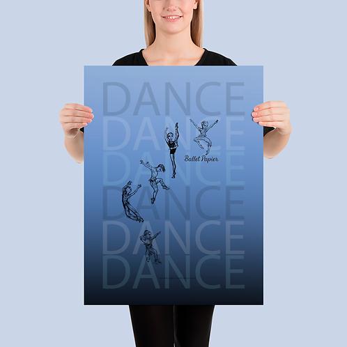 Dance Boys Poster