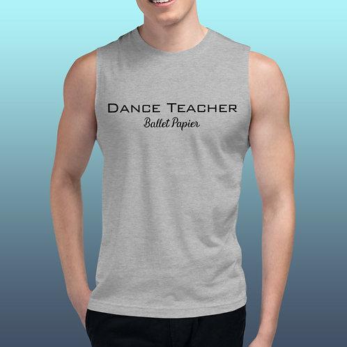 I am Watching You! Teacher Muscle Shirt