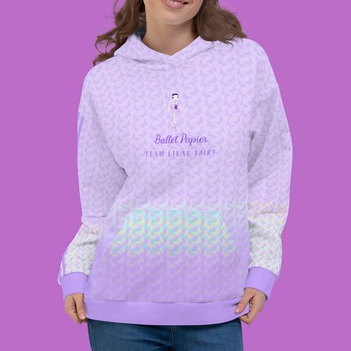 Team Lilac Fairy Hoodie