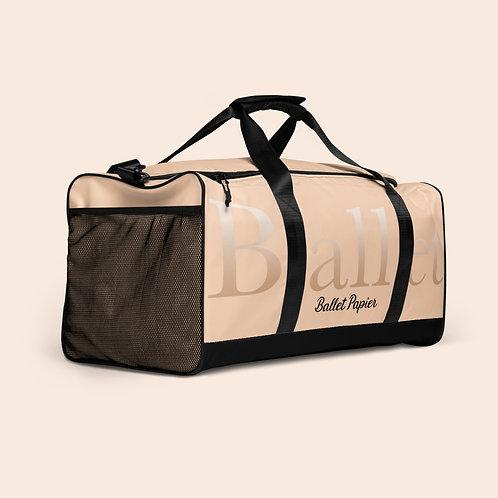 Ballet Papier Nude Bag