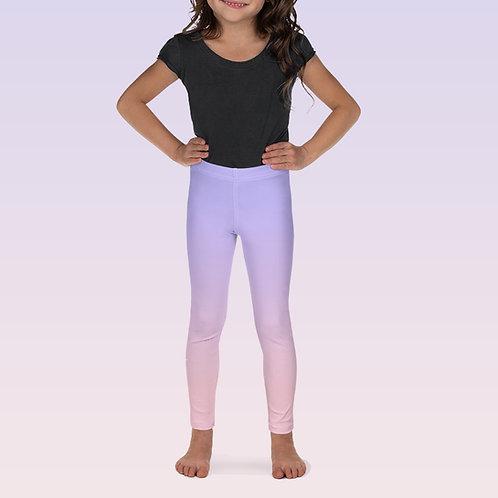 Lilac / Pink Kid's Ballet Leggings