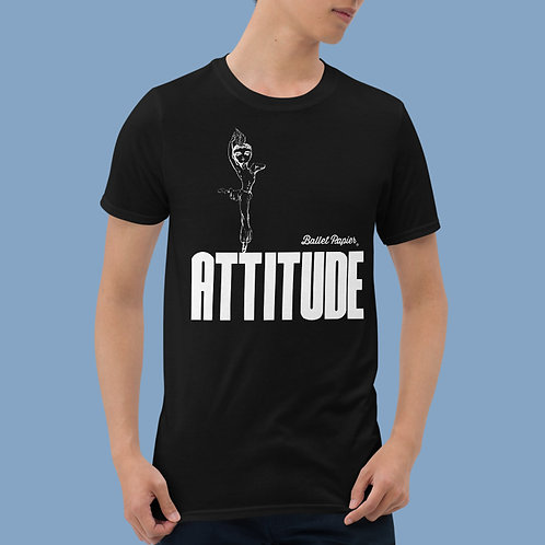 Attitude Unisex T-shirt | 3 colors available