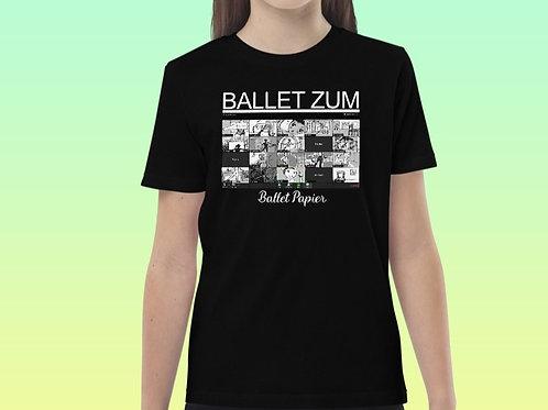 Ballet ZUM Organic Cotton Kids-Teens T-shirt