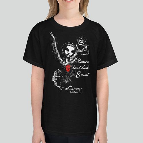 Dance Heart Beats Junior T-shirt