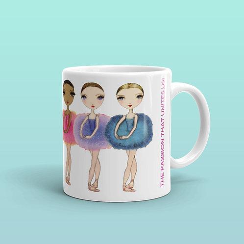 Ballet Passion Mug