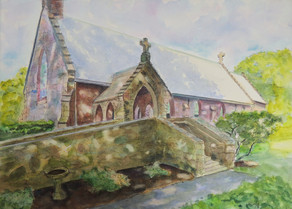 St. Columba Church, Middletown RI