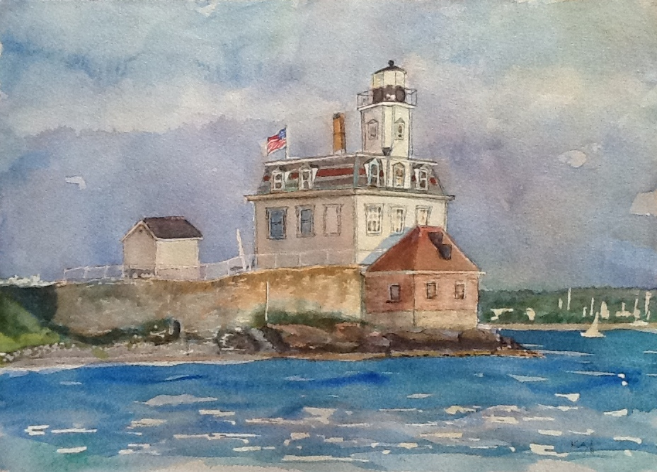 Rose Island Lighthouse, Newport, RI
